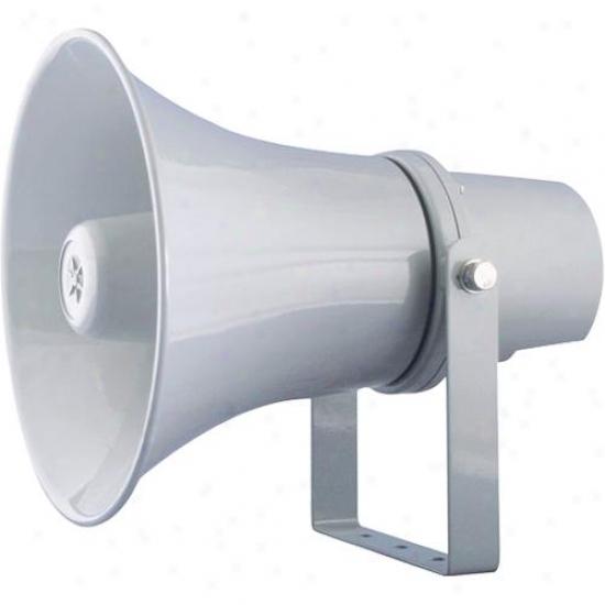 Pyle 9.7'' Indoor/outdoor W/70 Volt 20 Watts Pa Horn Speaker