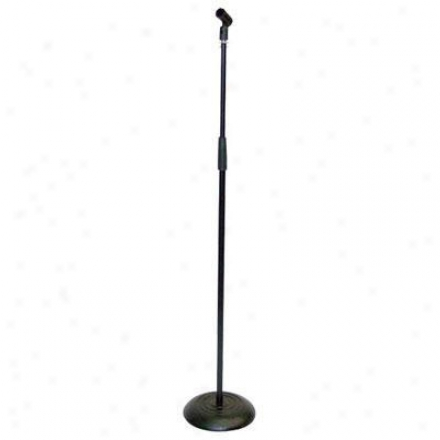 Pyle Compact Mean Mic Stand