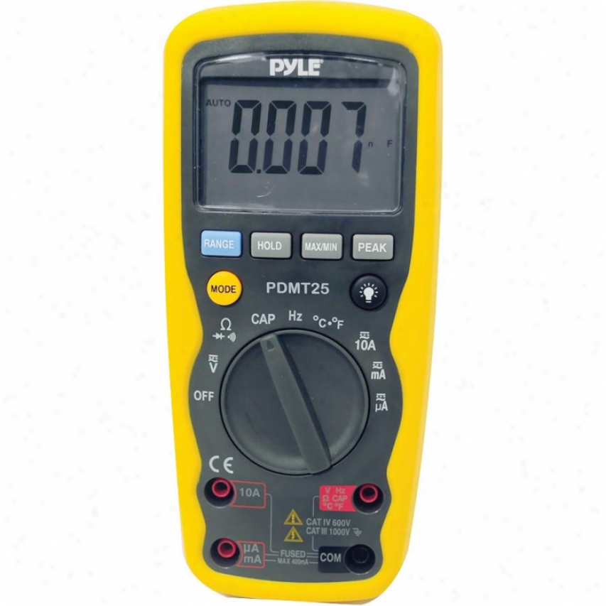 Pyle Digital Multimeter