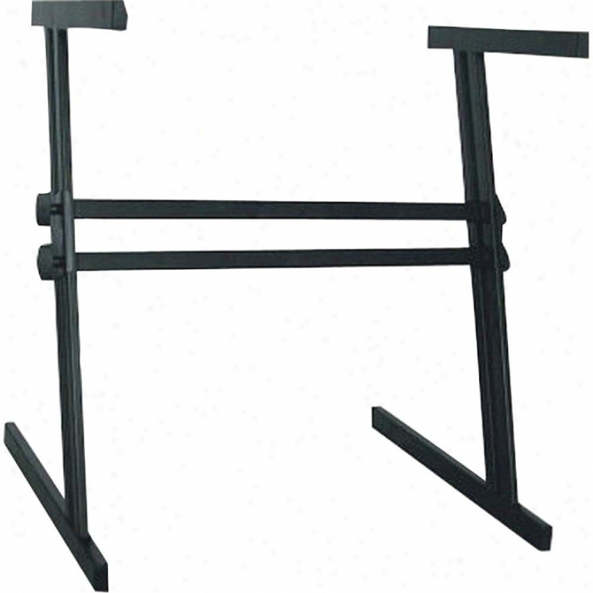 Pyle HeightA djustable -inz-in Keyboard/dj Mixer Stand