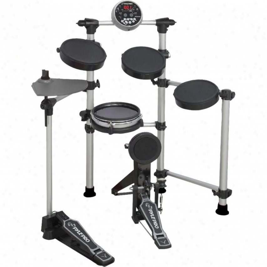 Pyle High Performancw Digital Drum Se t- Ped06