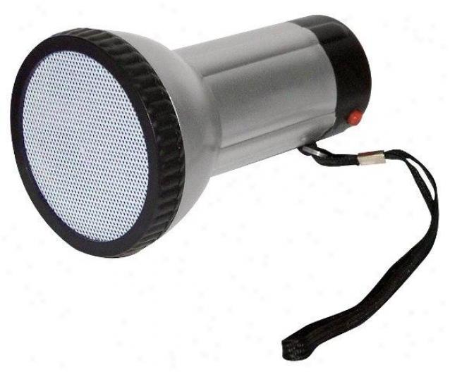 Pyle Mini Hadheld Megaphone Bull Horn Voice Amplifier - Pmp10