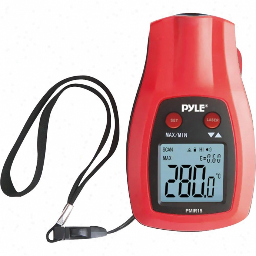 Pyle Mini Infrared Thermometer