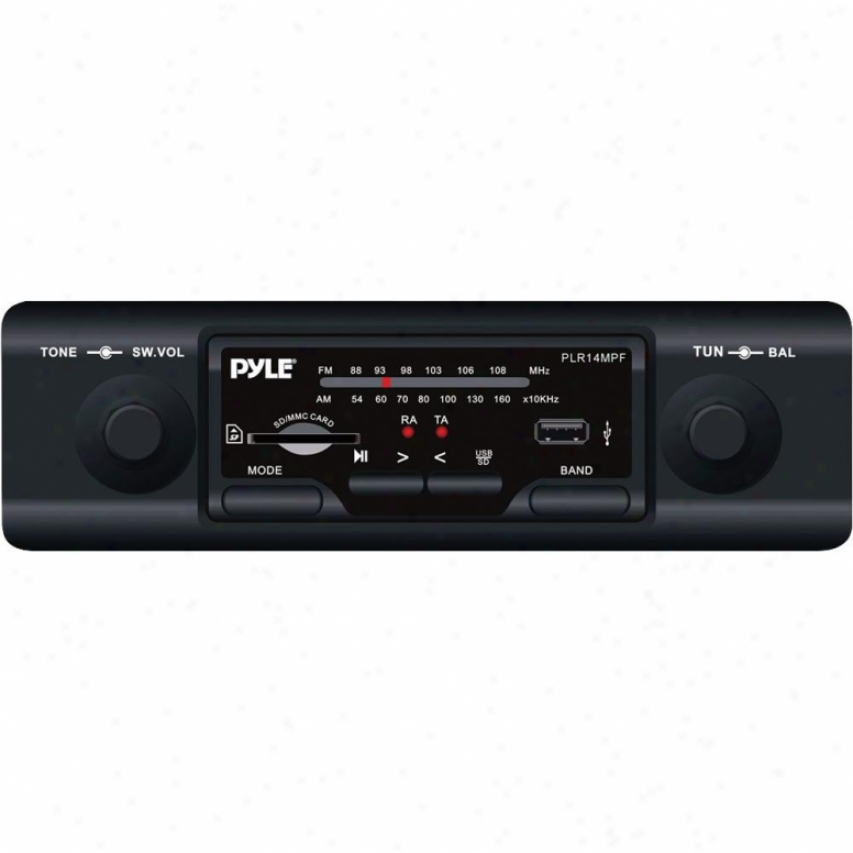 BOSS AUDIO BOSS MARINE MP3/AM/FM/CD/AUX/RDS/60Wx4 W