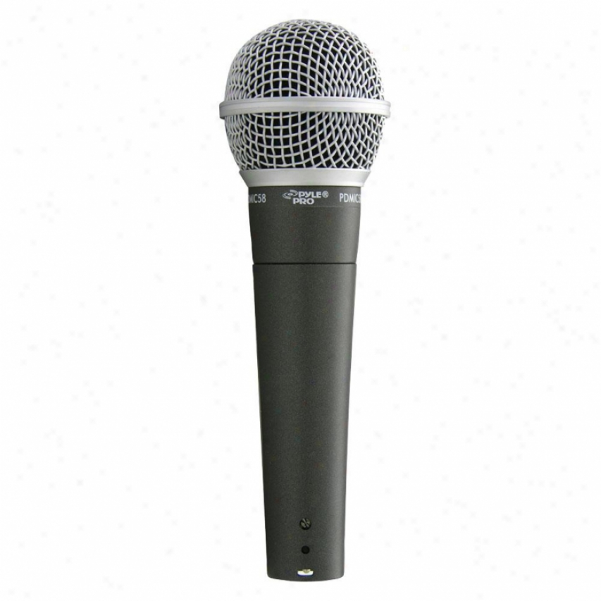 Pyle Professional Moving Cil Dynamic Handheld Microphone