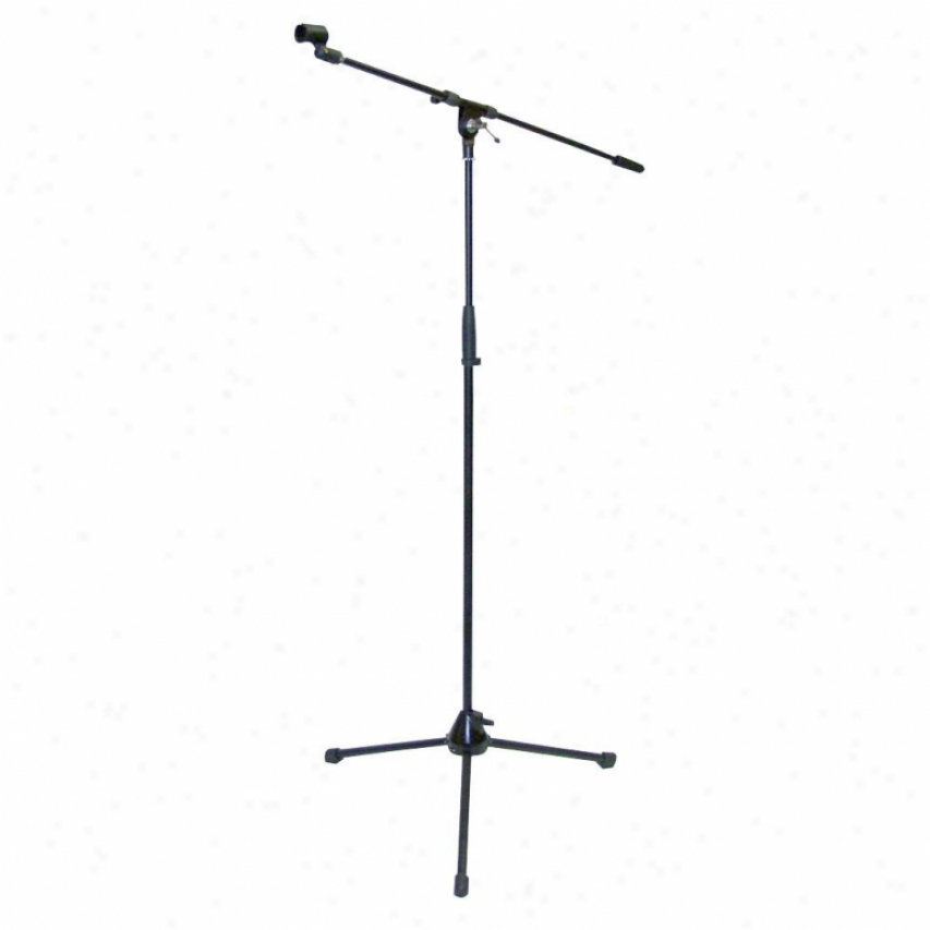 Pyle Tripod Microphone Stand W/boom