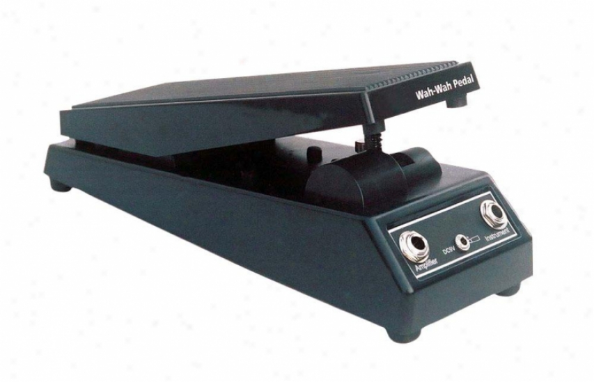 Pyle Wah-wah Electric Guitar Crying Cause Pedal