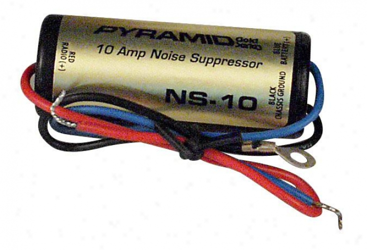 Pyramid 10 Amp In-line Noise Suppressor