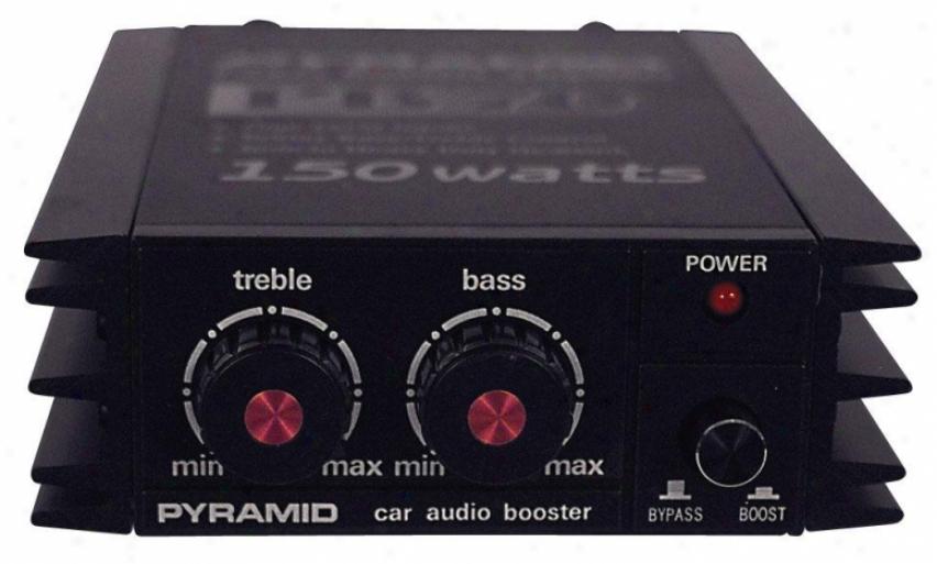 Pyramid 150 Watt Power Akplifier/booster