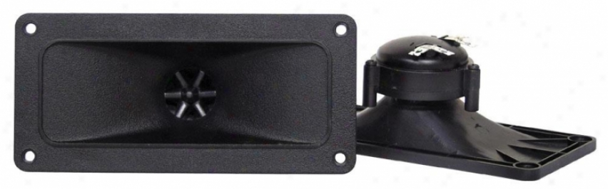 Pyramid 2'' X 5'' 200 Watts Remote Dispersion Horn Piezo Tweeter
