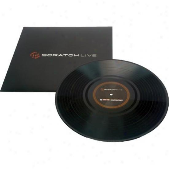 "Rane Cv02 12"" Control Vinyl"