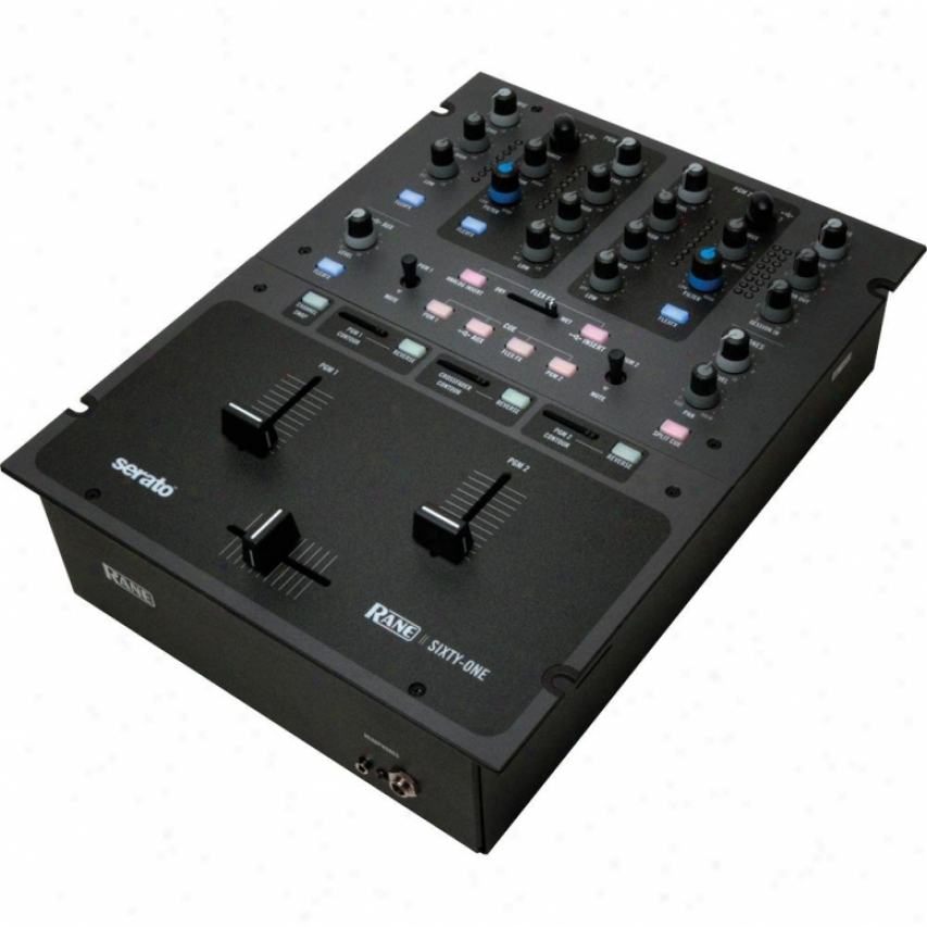 Rane Sixty-one Mixer For Serato Scratch Live