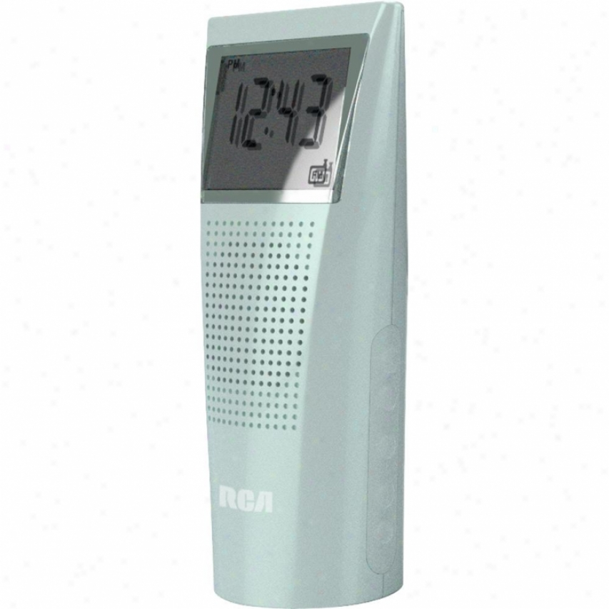 Rca Brc10 Clock Radio Gray