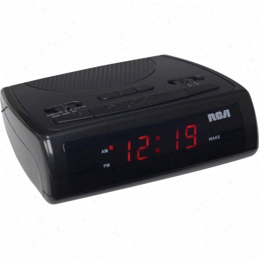Ra Rc100 Am/fm Clock Radio
