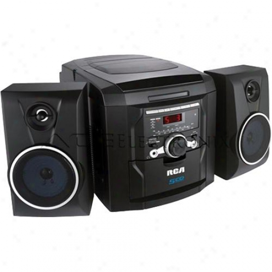 Rca Rs22162s Compact Stereo Cd-changer System