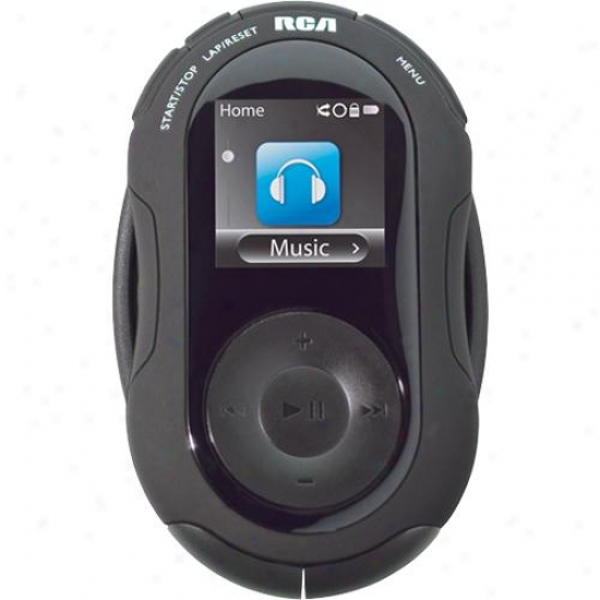 Rcca S2204 4gb Jet Sports Mp3 Player