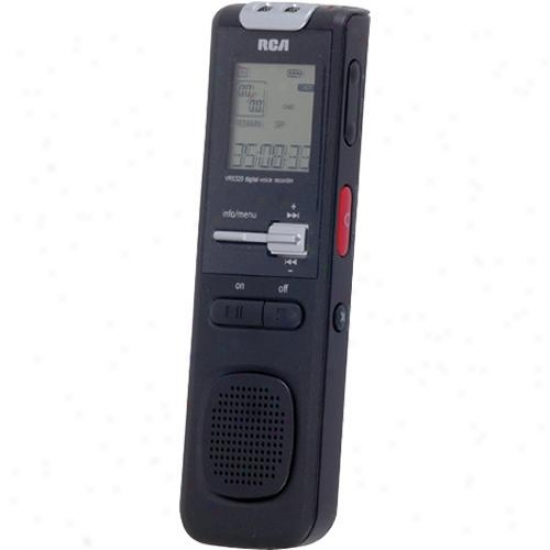 Rca Vr5320r Personal Digital Recorder