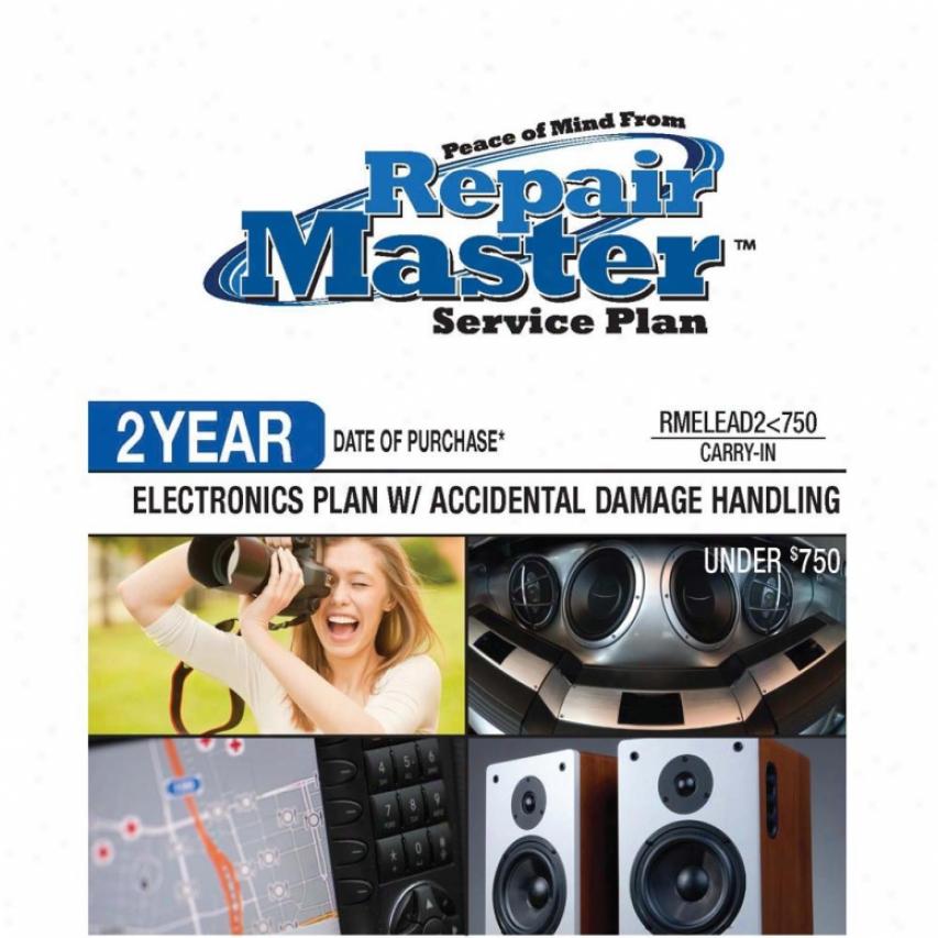 Repair Master Elead2u750 2-year Electronics Accidental Damage Plan