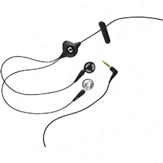 Investigation In Motion Hdw-14322-001 Blackberry Curve Stereo Headset