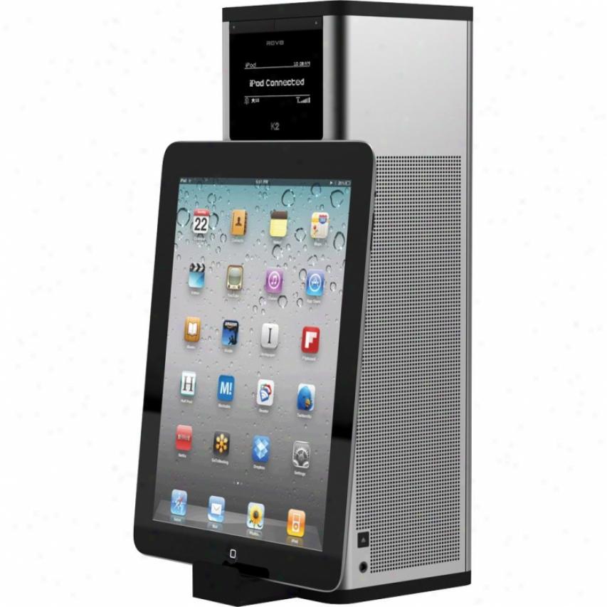 Revo K2 Internet Clock Radio - Made For Ipod - Iphone - Ipad