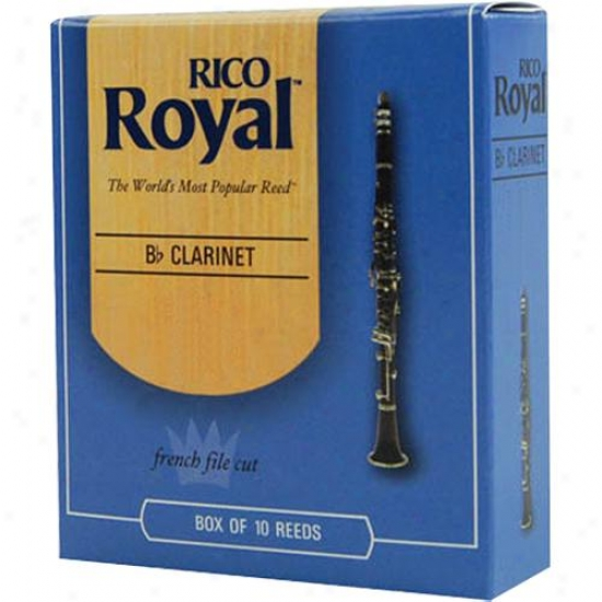 Rico Reeds Rcb1020 Rico Noble - Bb Clarinet #2.0