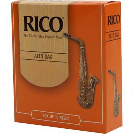 Rico Reeds Rja1025 Alto Sax #2.5