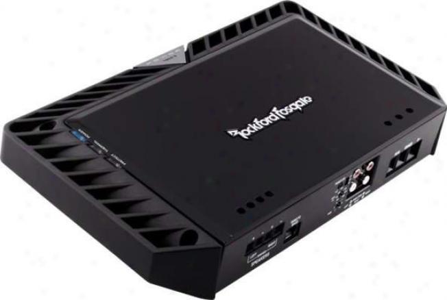 Rockford Fosgate Bridgeable 600 Watt 2-channel Auto Amplifier