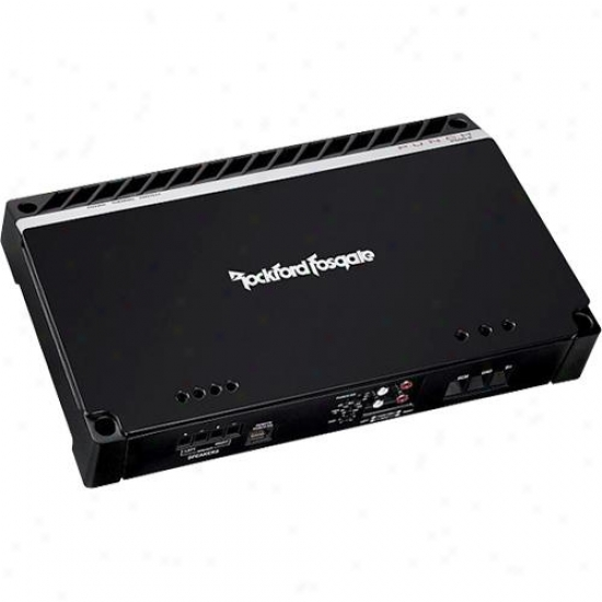Rockford Fosgate P500-2 500-watt 2-channel Car Amplifier