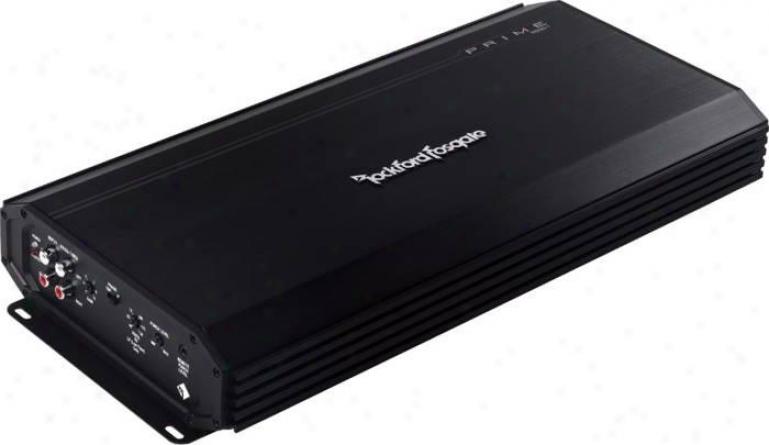 Rockford Fosgate R500-1 500 Watt Mono Amplifier Vehicle Car Amplifier