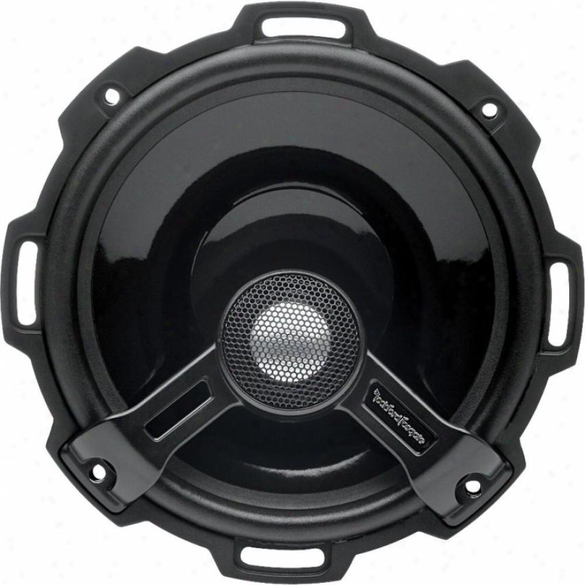 Rockford Fosgate Rf 6.75&quoy; Fu1l Range Coaxial 75w Rms