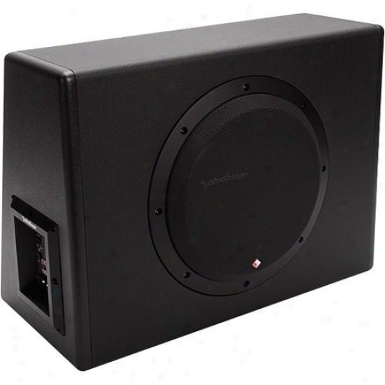"Rockford Fosgate Rf Punch Power Loaded 10"" 300w Rms Sub"