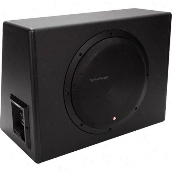 "Rockfod Fosgate Rf Punch Power Loaded 12"" 300w Rms Sub"