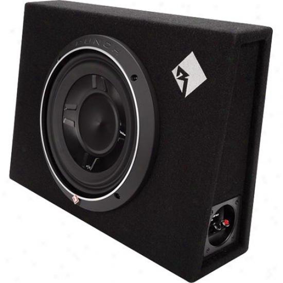 Rockford Fosgate Rf Punch Single P3sd210 300w Rms Enclosu