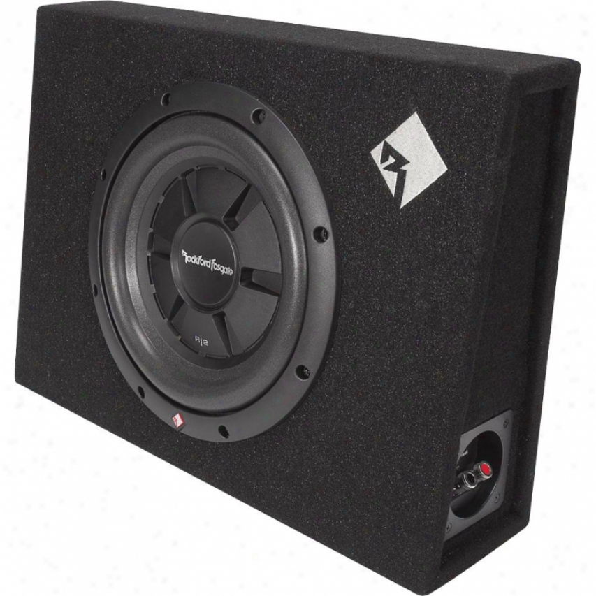 Rockford Fosgate Rf R2 Shallow Prime Loaded 10 Quot 300w Rms