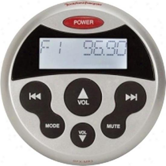 Rockford Fosgate Rf Waterproof Remote For Rfx3000 9700cd