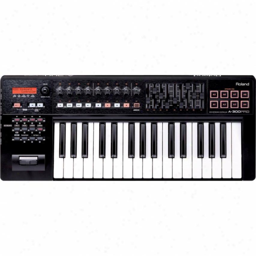 Roland A-300pro 32-key Midi Keyboard Controller