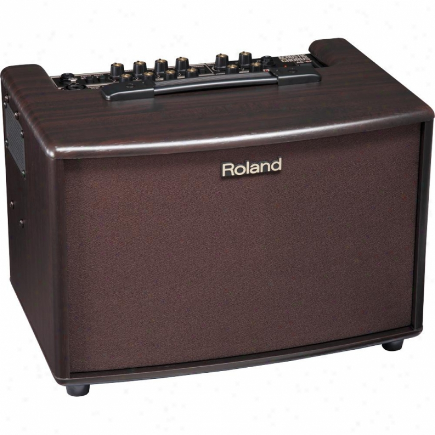 Roland Ac-60 Acoustic Chorus Guitar Amplifier - Rosewood