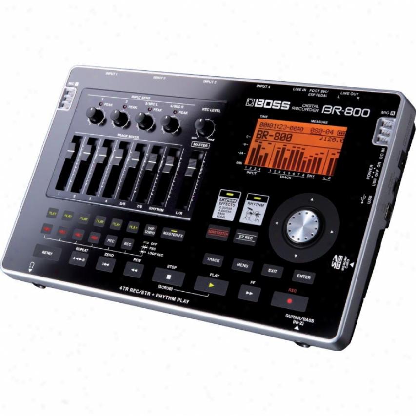 Roland Br-800 Mobil Digital Recorder