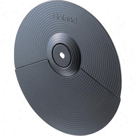 Roland Cy-5 Dual-trigger Cymbal Pad