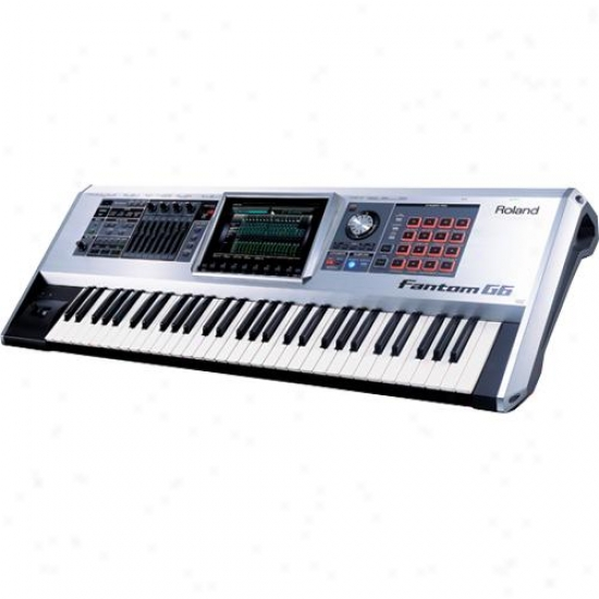 Roland Fantomg6 Workstation Keyboard