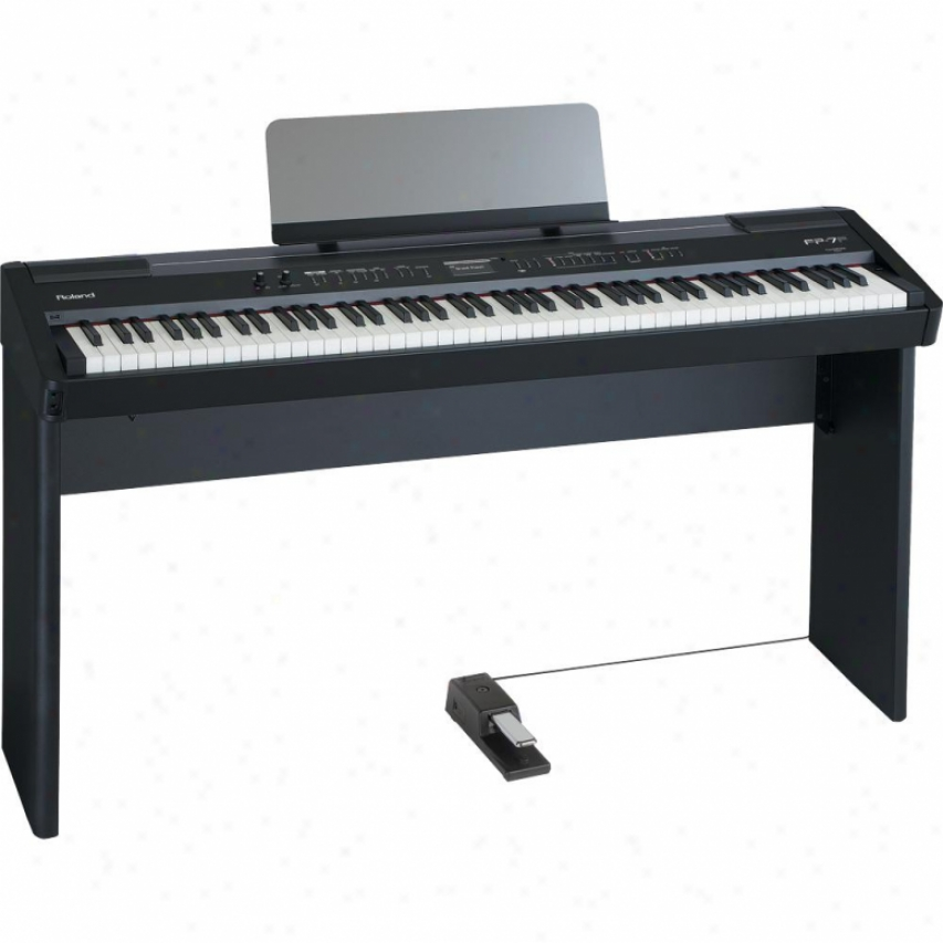 Roland Fp-7fc 88-key Digital Piano Kit - Black