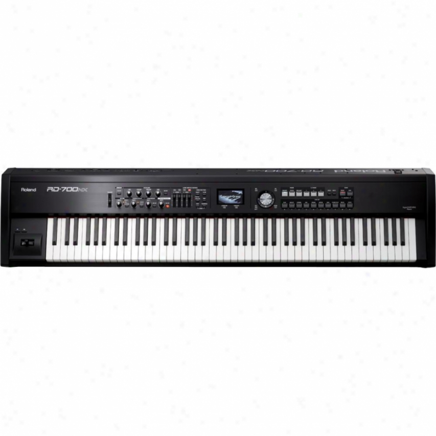 Roland Rd-700nx 88-key Digital Piano