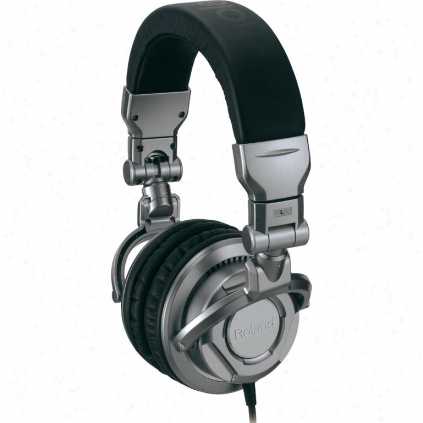 Roland R-hd30 High-impact Headphonee