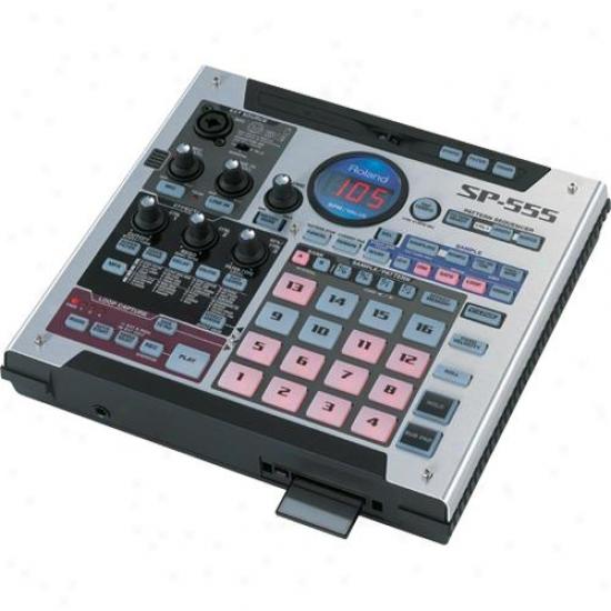 Roland Sp555 Creative Sampler Effeect Processor