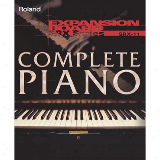 Roland Srx-11 Complete Piano Expqnsion Board
