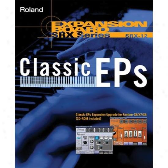Roland Srx-12 Classic Eps Srx Expqnsion Board