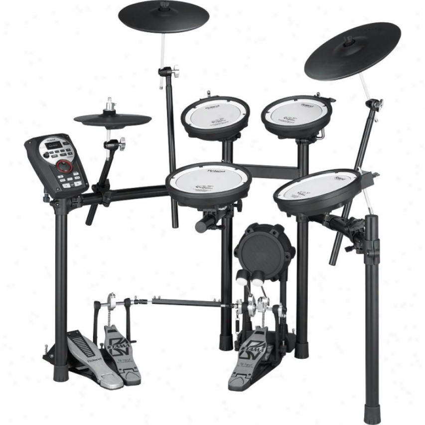 Roland Td-11kvs V-drums V-compact Series Electronic Drum Kit