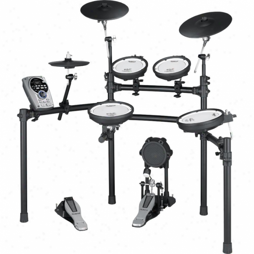 Roland Td-15ks V-drums V-tour Series Electronic Drum Kit