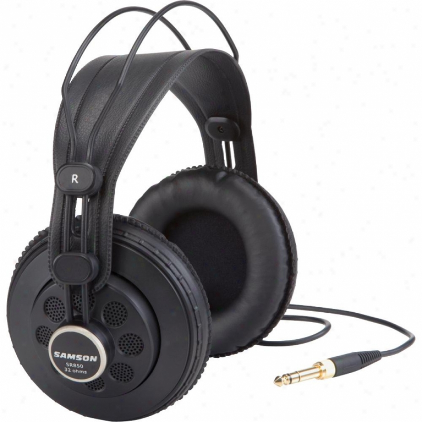 Samson Audio Sasr850c Professional Studio Reference Headphones
