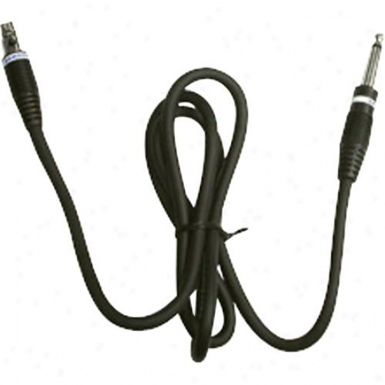 "Samson Audio Swagc32 1/4"" Guitar Cable With P3 Connector"